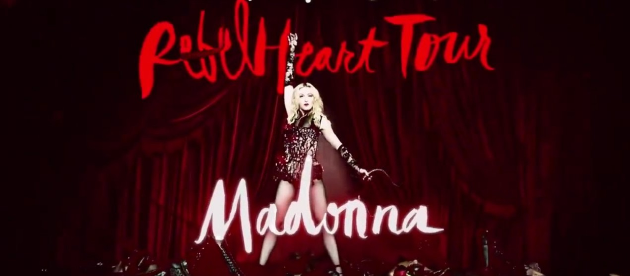 MADONNA: Rebel Heart Tour – Torino